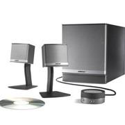 Колонка для компьютера Bose Companion 3 multimedia speaker system Graphite фото