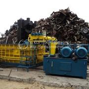 Пресc для переработки металлолома Y83Ua-250В-Ua фото