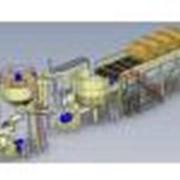 Оборудование для грануляции с/х отходов(лузга,опилки, солома) фото