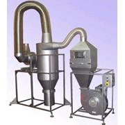 Охладитель - очиститель МО-50-1ПО, оборудование для производства жареных семечек, фисташки, арахиса фото