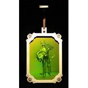 Сувенир голографический с подсветкой настольный Полковник фото