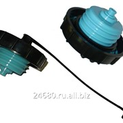 Пробка топливного бака с предохранительным клапаном и клапаном разряжения (31105.1103010) фото