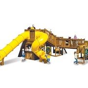 Детская игровая площадка Rainbow Village Design Рейнбоу 4C фото