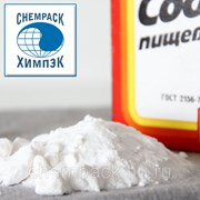 Гидрокарбонат натрия, бикарбонат натрия, пищевая добавка Е 500ii, сода пищевая, натрий двууглекислый фото