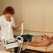 Кардиология, ЭКГ с расшифровкой, назначение инъекционной схемы лечения, Харьков фото