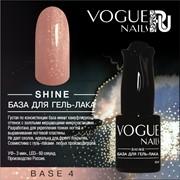 Vogue Nails, Shine база для гель-лака Base 4 10мл фото