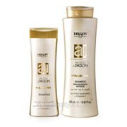 Шампунь укрепляющий против старения Hyaluronic Shampoo Rinvigorente Antiage 500мл фото
