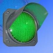 Noname Секция зеленая 300 мм Светофора транспортного (не стандарт) арт. СцП23394 фото