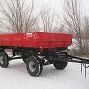 Прицеп тракторный 2ПТС5 (Сармат) фото