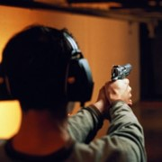 Стрельба из пистолета Киевская область фото
