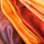 Подбор необходимых Заказчику материалов (в т.ч. композиционных) с заданным комплексом с учетом меняющейся сырьевой базы швейного предприятия и моделей изготавливаемых изделий. фото