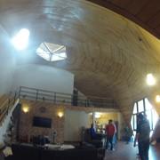 Купольные дома, геодезические купола, полусферы, купола фото