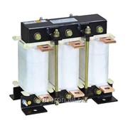 ACL-0080-EISC-EM19B сетевой дроссель, 380В, 3ф., для ПЧ 30кВт, ток 80А фото