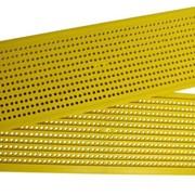 Решетка для пыльцы, широкая 408 х148 мм. фото