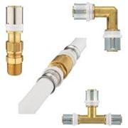 Материалы для отопления и водопровода от HERZ Armaturen фото