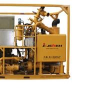 Автоматическая смесительная установка на раме ZHQ20 фото
