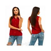 Женская блуза 11043 фото