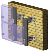 Проектирование, изготовление и монтаж вентилируемых фасадов,Недвижимость, Услуги монтажные.Монтаж оконных и фасадных систем фото