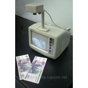 Детектор валют Фрэйм видео инфракрасный фото
