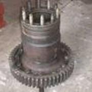 Запасные части и оборудование к бульдозерной технике. фото