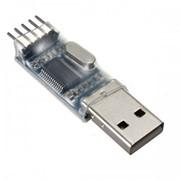 Адаптер USB UART +КАБЕЛЬ PL-2303HX RS232 Module usb2ttl arduino PL2303 фото