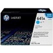 Оригинальный картридж HP C9721A фото