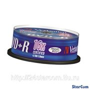Матрица DVD-R Verbatim Slim Case фото