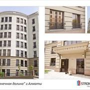 Дизайн экстерьеров зданий в Алматы фото