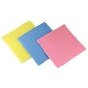 Салфетки влаговпитывающие в упаковке 3 штуки 170*150 мм, целлюлоза С-2 фото