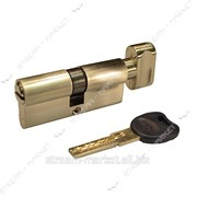 Секрет цинковый Imperial ZСК90 (со смещением35/55) (лазер, ключ/повор, никель) (5 ключей) (ZСК90 35/55SN) №881078 фото