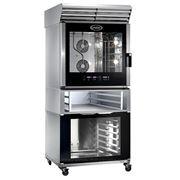 Шкафы пекарские Unox серии XВC (электрические и газовые). BakerTop™ 600×400 фото
