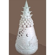 Керамические украшения дома на заказ фото