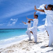Индивидуальные занятия, тренинги, йога, каратэ, спорт, туризм в Ялте. фото