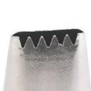 Насадка Лента зубчатая 1но сторонняя L=10 d=25 мм фото