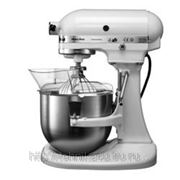 Миксер Kitchen Aid 5KPM5EWH белый фото