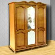 Шкаф Rotemburg с зеркалом фото