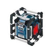 Радиоприемник-зарядное устройство Bosch GML 50 фото