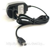 Зарядное устройство miniUSB для телефонов Motorola A668, A680, A732, A780, A910, A1200, E2, E6, E380, E680, E770v, E1070, K1, K1m, K3, L2, L6, L7, фото