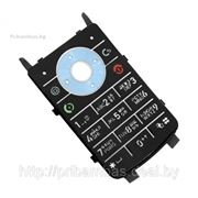 Клавиатура (кнопки) для Motorola K1 черные фото
