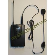 Продается петличный радиомикрофон Shure PWM фото