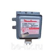 Магнетрон для микроволновой печи Moulinex 2M167B-M10. Оригинал фото