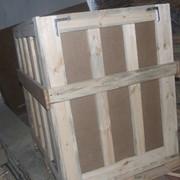 Ящики и контейнеры нестандартных размеров для транспортировки крупногабаритных и тяжеловесных грузов фото