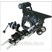 Обвес DSLR Kit-10: рельсовая система + Follow Focus V2 + компендиум + риг + крепления + ручка фото