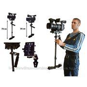 Стедикам для тяжелых камер весом до4.5 кг фото