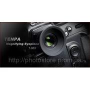 Увеличитель видоискателя TENPA CN 1.36x для Canon 400D, 450D, 500D, 550D, 600D, 1000D, 1100D, Nikon D40 (x), D50, D60, D70 (s), D3000, D3100, D5000, D фото