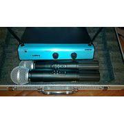 Shure EUT24/SM58 Вокальная радиосистема с двумя радиомикрофонами фото