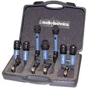 Инструментальный набор из 7 микрофонов Audio technica MB/DK7 фото