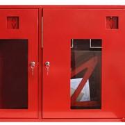 Пожарный шкаф ШПК-315 ВО встроенный, открытый фото
