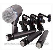Набор микрофонов Shure DMK57-52 фото