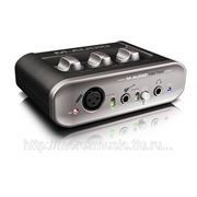 M-Audio Fast Track USB Внешняя звуковая карта USB 2х2, аналог 2х2, Mic/Inst , выход для наушников. фото